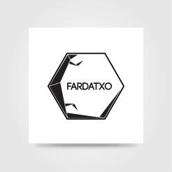Logo diseñado para Fardatxo. Pueden conocer el proyecto completo en www.fardatxo.com