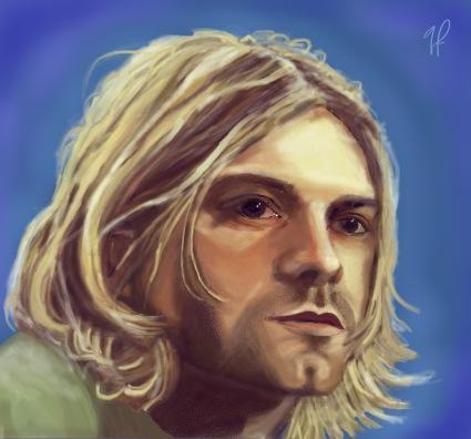 Kurt Cobain - Sketchbook