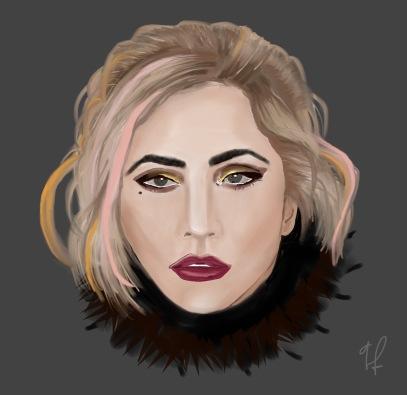 Lady Gaga - Sketchbook